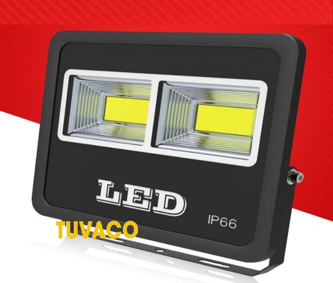 Đèn Pha Led 100w COB chiếu sáng ngoài trời