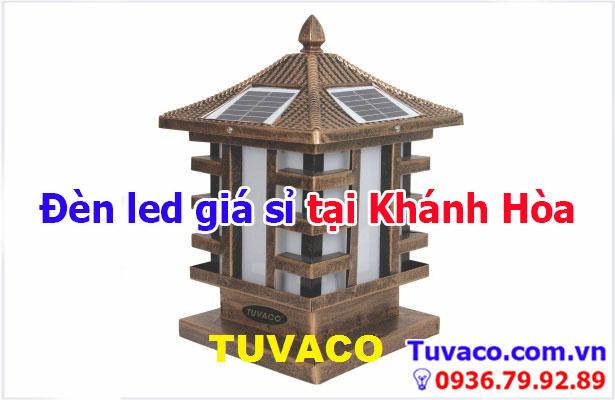 Đèn led giá sỉ tại Khánh Hòa