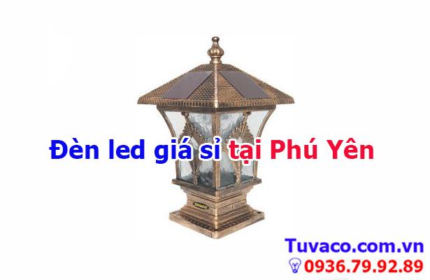 Đèn led giá sỉ tại Phú Yên