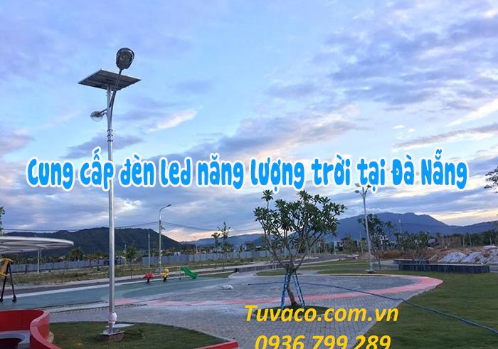 Cung cấp đèn led năng lượng trời tại Đà Nẵng