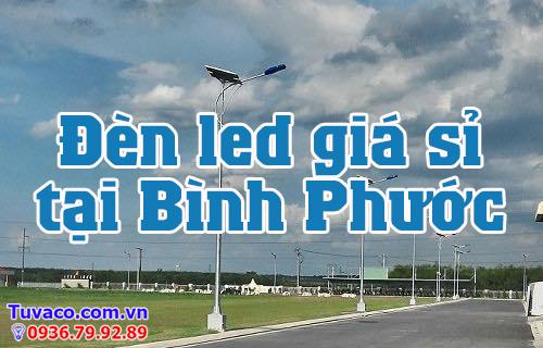 Đèn led giá sỉ tại Bình Phước