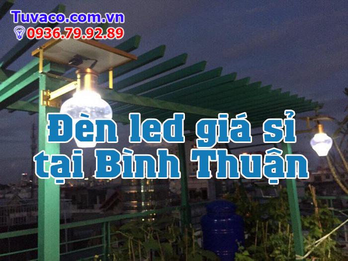 Đèn led giá sỉ tại Bình Thuận