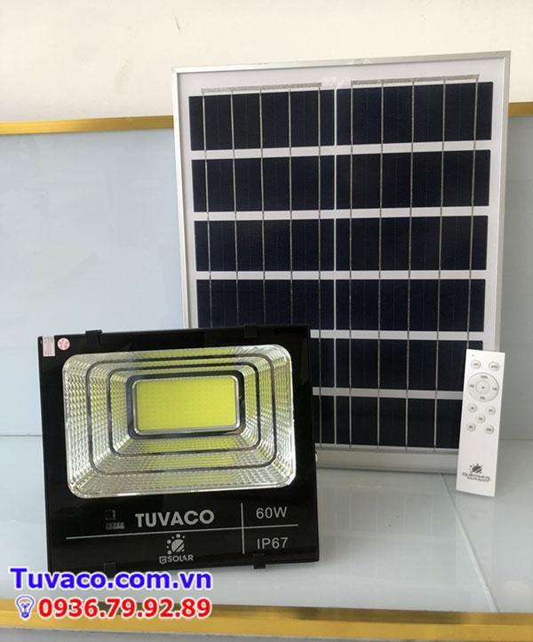 đèn pha năng lượng mặt trời tuvaco