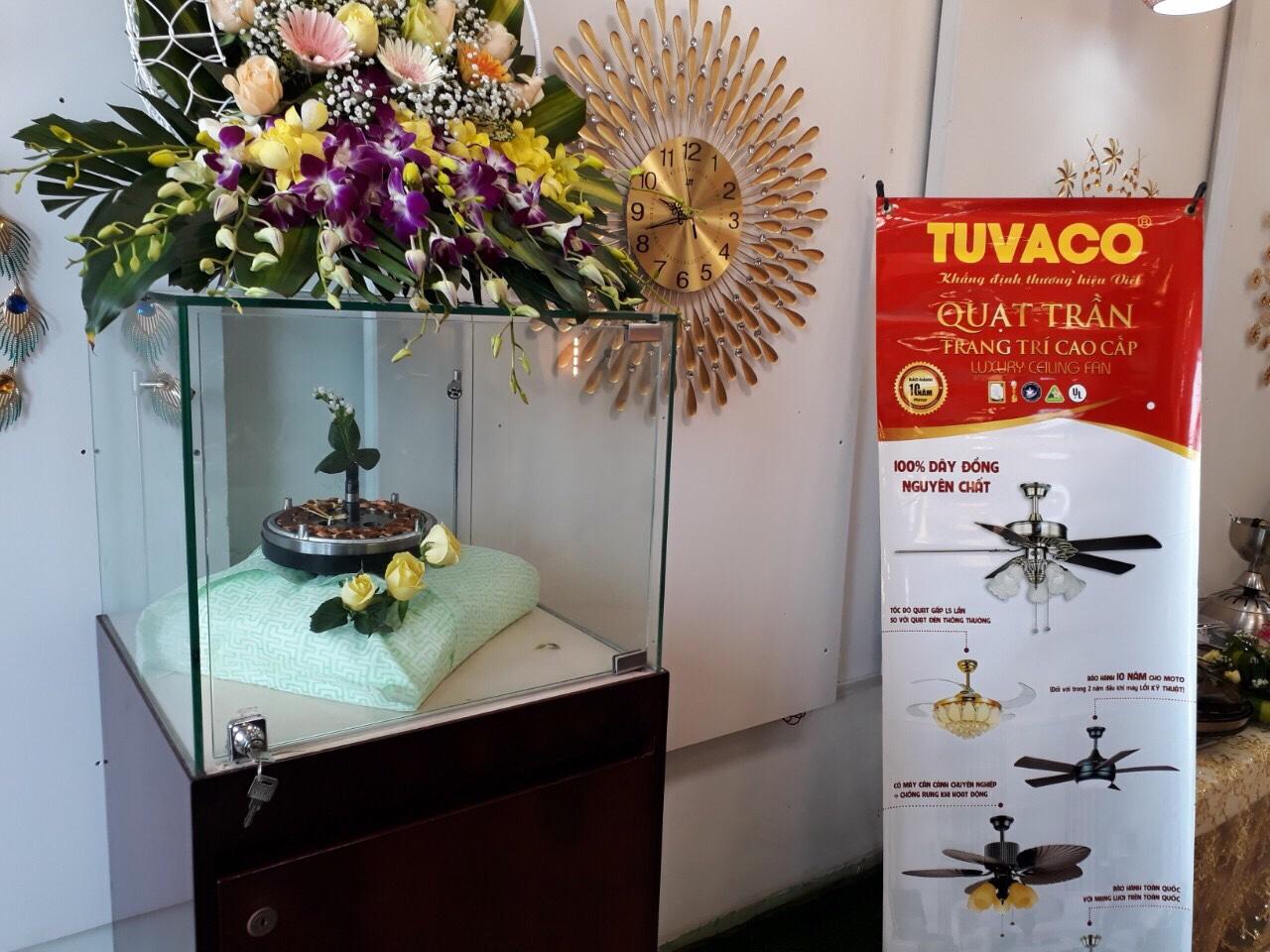 Quạt Trần Trang Trí TUVACO