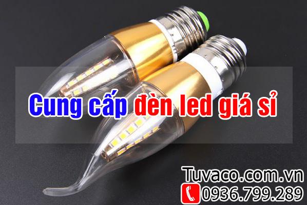 cung cấp giá sỉ đèn led