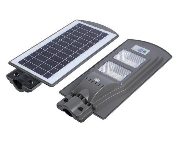 đèn đường năng lượng mặt trời 40w