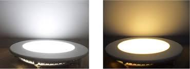 Đèn Led Âm Trần Siêu Mỏng 6W