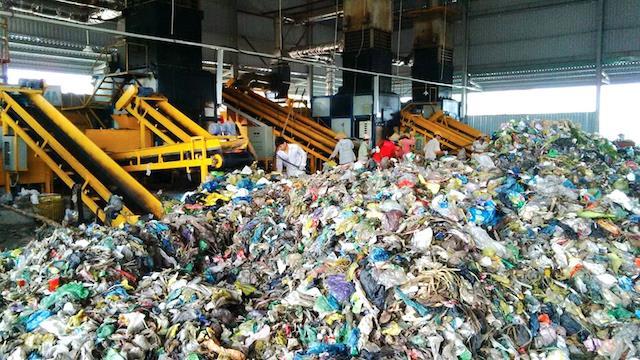 chất thải rắn là năng lượng tái tạo
