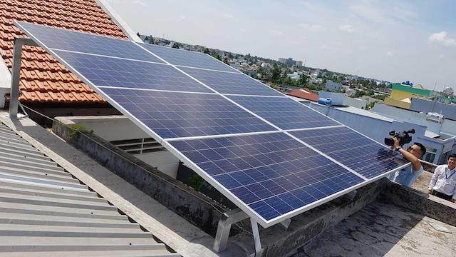 lý do nên lắp điện năng lượng mặt trời
