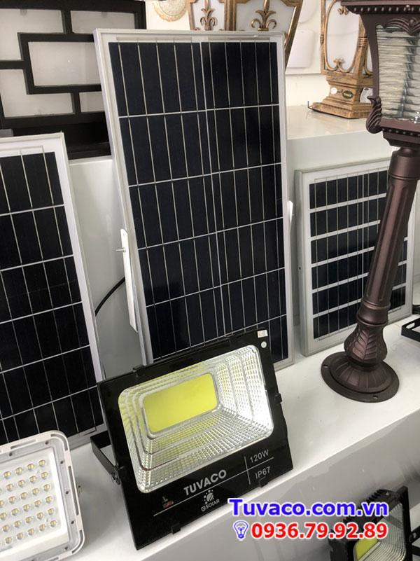 Đèn năng lượng mặt trời Tuvaco