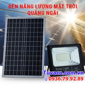 Đèn năng lượng mặt trời Quảng Ngãi