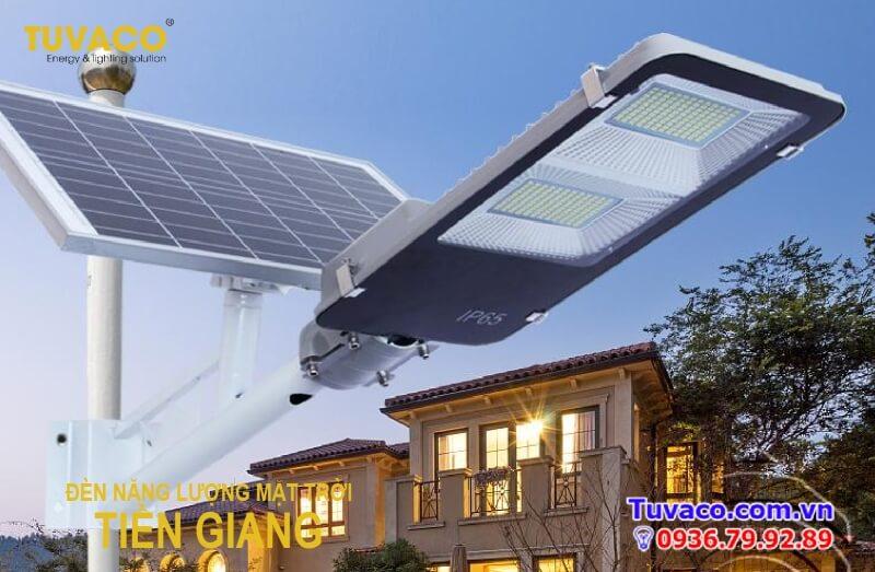 Đèn năng lượng mặt trời tại Tiền Giang