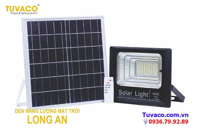 Đèn năng lượng mặt trời Long An