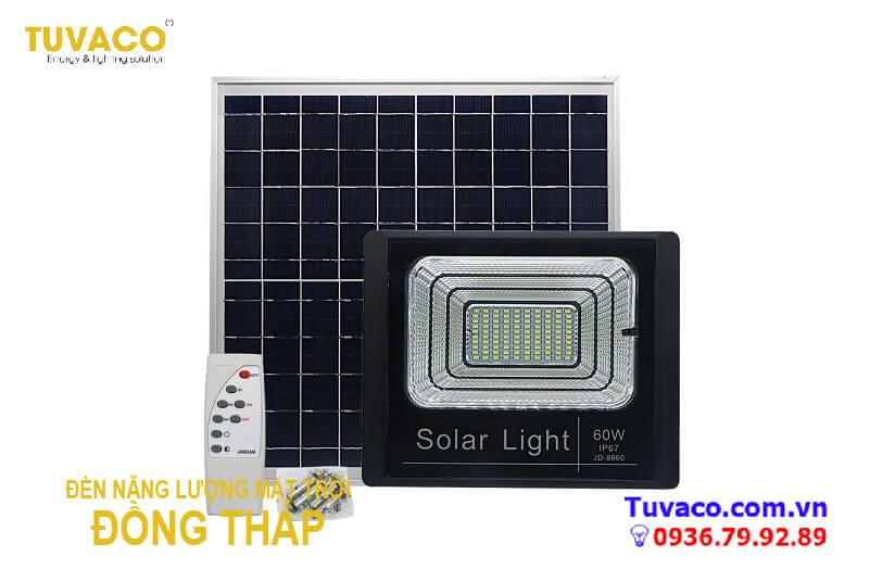 điện năng lượng mặt trời Đồng Tháp