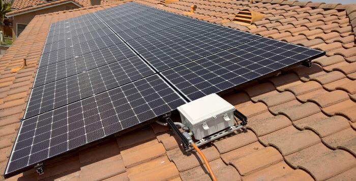Tiết kiệm điện năng với điện mặt trời