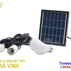 Đèn năng lượng mặt trời Trà Vinh