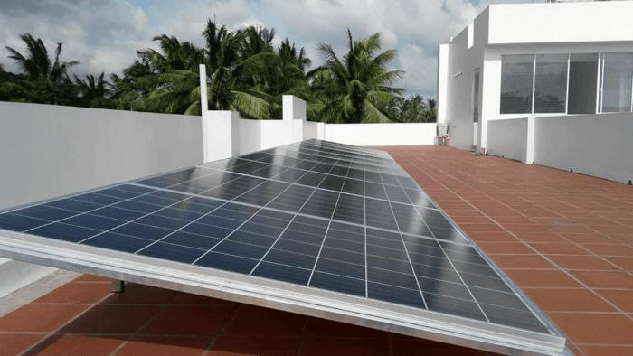 Cách sử dụng đèn điện năng lượng mặt trời